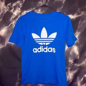 Adidas Trefoil Royal Blue T-Shirt💙